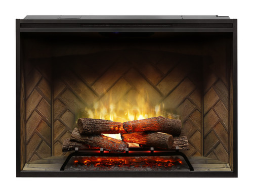 Dimplex Revillusion 42 Inch Built In Electric Firebox