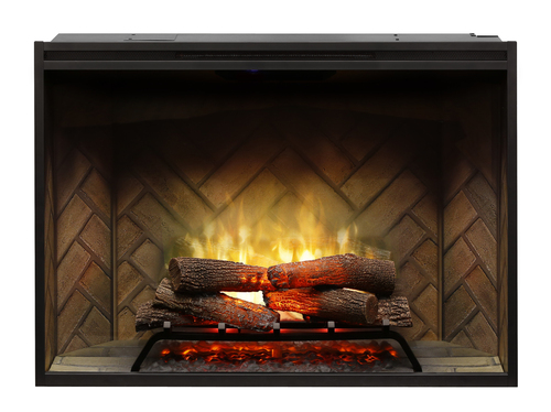 Dimplex Revillusion 42 inch Built-In Electric Firebox ...