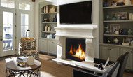 Astria Montebello DLXCD 40 Direct-Vent Gas Fireplace