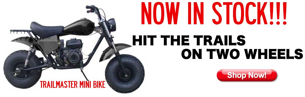 Mini Bike - Now in Stock