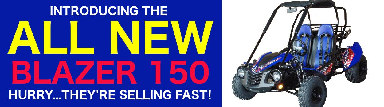 Blazer 150 Go Kart