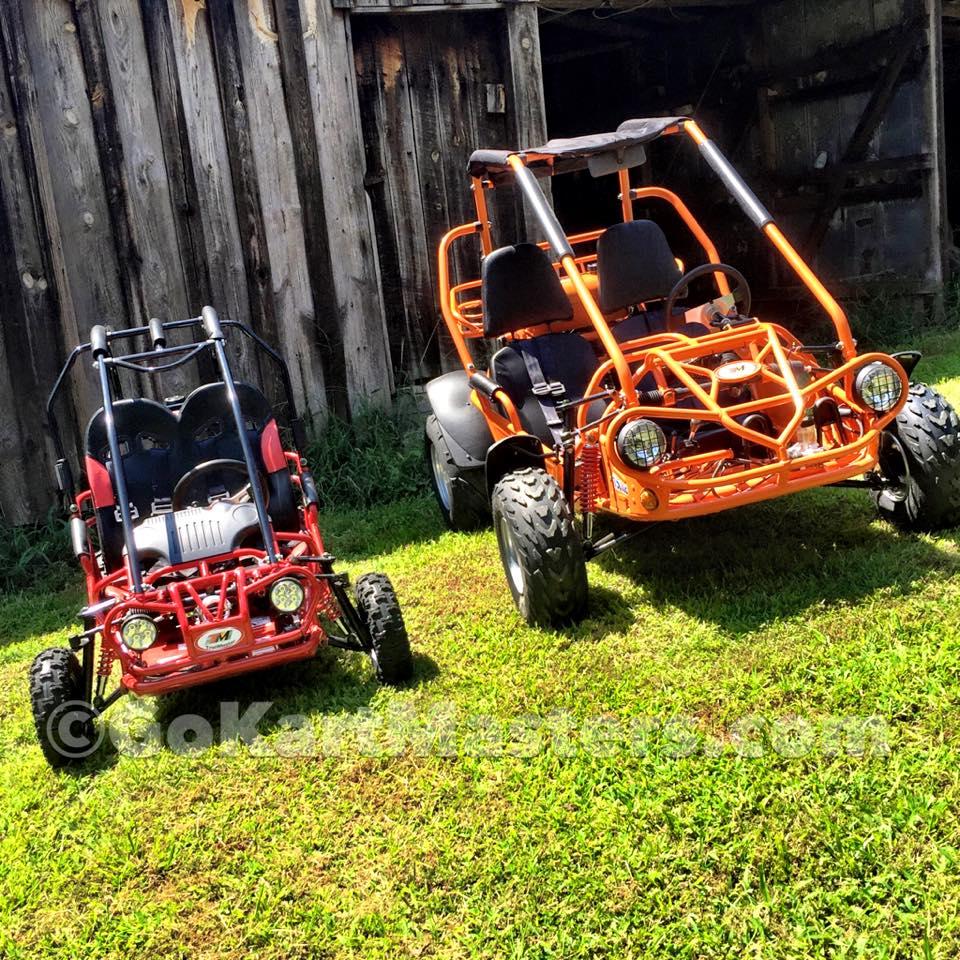 Go Karts For Sale - TrailMaster Go Karts For Sale - TrailMaster Parts
