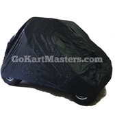 TrailMaster Go Kart Cover - Black - Fits Mini