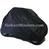 TrailMaster Go Kart Cover - Black - Fits Mini