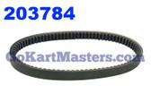 203784 Go Kart Torque Converter Belt