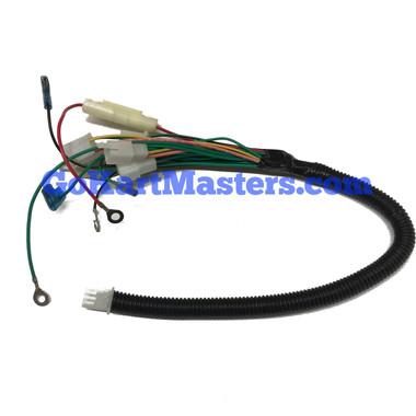 trailmaster 150 xrs auxiliary wiring harness rh gokartmasters com Engine Wiring Harness Truck Wiring Harness
