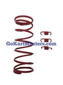 Performance Clutch Spring Set - Trailmaster Go Kart 150 XRS & 150 XRX