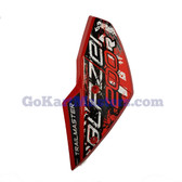 TrailMaster  Blazer 200R Left Rear Fender - Choose Color