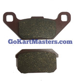 TrailMaster 300 XRX Rear Brake Pads