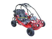 TrailMaster Mini XRX/R Go-Kart - Red