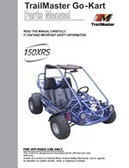 TrailMaster 150 XRS Go-Kart Parts Manual
