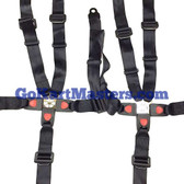 TrailMaster Mini XRX & Mini XRX-R Safety Seat Belt
