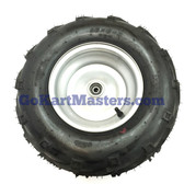 TrailMaster Mid XRX Left Front Tire & Wheel Assembly