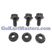 TrailMaster 150 XRX & 150 XRS Fender Bolt Kit - 3-Pack