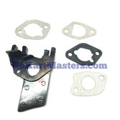 TrailMaster Mini XRX-R Carburetor Gasket/Insulator Set