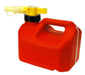 No Spill 1å_ Gallon CARB Gasoline Can