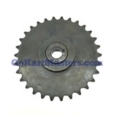 TrailMaster Mini XRS & Mini XRX Jackshaft Sprocket 30 Teeth