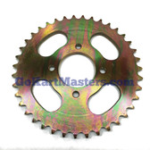 TrailMaster 150 XRS & 150 XRX Axle Sprocket