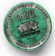 Reuzel Green Pomade-Grease-4oz. PIG