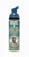 Reuzel Beard Foam - 2.5oz/70ml