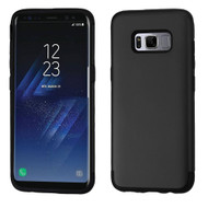 *Sale* Slim Armor Multi-Layer Hybrid Case for Samsung Galaxy S8 Plus - Black
