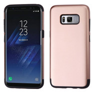 Slim Armor Multi-Layer Hybrid Case for Samsung Galaxy S8 Plus - Rose Gold