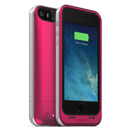 *SALE* Mophie Juice Pack Air Battery Case Made for iPhone SE / 5S / 5 - Rose