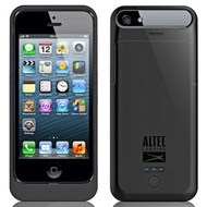 *SALE* Altec Lansing Power Bank Battery Case Made for iPhone SE / 5S / 5 - Black