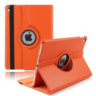 *SALE* 360 Degree Smart Rotary Leather Case for iPad Pro 9.7 inch - Orange