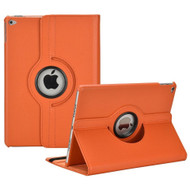 *SALE* 360 Degree Smart Rotary Leather Case for iPad Air 2 - Orange