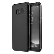 Contempo Series Shockproof TPU Case for Samsung Galaxy S8 Plus - Black