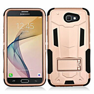 *SALE* Transformer Hybrid Armor Case with Stand for Samsung Galaxy J7 (2017) / J7 V / J7 Perx - Rose Gold