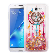 *SALE* Quicksand Glitter Transparent Case for Samsung Galaxy J7 (2017) / J7 V / J7 Perx - Dreamcatcher
