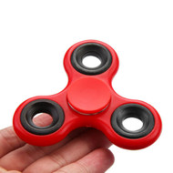 Original Design Fidget Finger Spinner Hand Spinning Toy - Red
