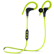 HyperGear Marathon Sport Bluetooth V4.1 Wireless Earphones - Energy Green