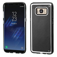 Premium TPU Gel Case for Samsung Galaxy S8 Plus - Black