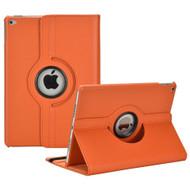 *SALE* 360 Degree Smart Rotating Leather Case for iPad Mini 4 - Orange