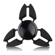 *Sale* Crab Claws Aluminum Alloy Fidget Finger Spinner Hand Spinning Toy - Black