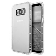 Duraproof Transparent Anti-Shock TPU Case for Samsung Galaxy S8 - Clear