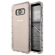 Duraproof Transparent Anti-Shock TPU Case for Samsung Galaxy S8 - Smoke