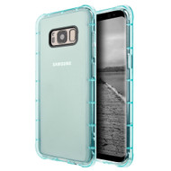 Duraproof Transparent Anti-Shock TPU Case for Samsung Galaxy S8 - Blue