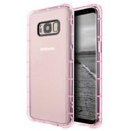 Duraproof Transparent Anti-Shock TPU Case for Samsung Galaxy S8 Plus - Pink