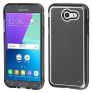Premium TPU Gel Case for Samsung Galaxy J3 (2017) / J3 Emerge / J3 Prime / Amp Prime 2 / Sol 2 - Black
