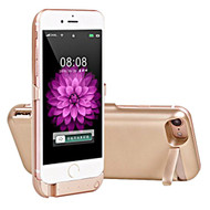 Power Bank Battery Case 8000mAh with External USB Charging Port for iPhone 6 Plus / 6S Plus - Gold