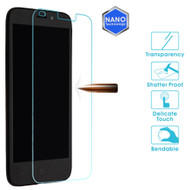 Nano Technology Flexible Shatter-Proof Screen Protector for ZTE Avid Trio / Prestige 2 / ZFive 2