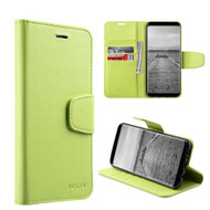 Urban Classic Leather Wallet Case for Samsung Galaxy S8 Plus - Green