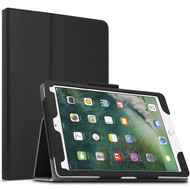 Leather Portfolio Smart Case for iPad Pro 10.5 inch - Black