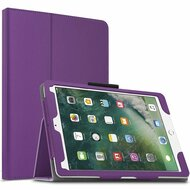 Leather Portfolio Smart Case for iPad Pro 10.5 inch - Purple