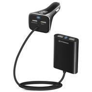 HyperGear Road Runner Quad USB 8.2A Car Charger - Black