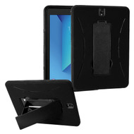 Explorer Impact Armor Kickstand Hybrid Case for Samsung Galaxy Tab S3 9.7 - Black